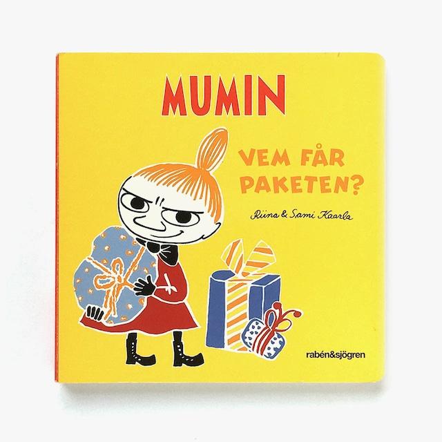 トーヴェ・ヤンソン:原作「MUMIN - Vem får paketen?(ムーミン:だれがプレゼントをもらうの?)」《2012-01》