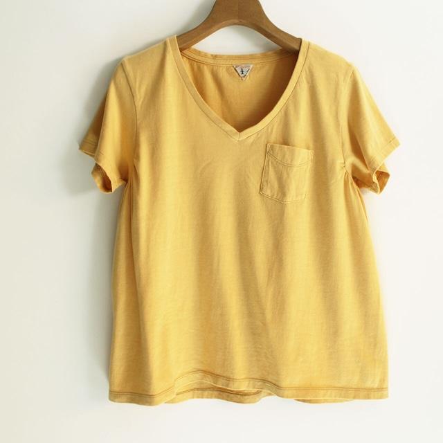 FilMelange (フィルメランジェ) レディース ポケットTシャツ LAURAローラ