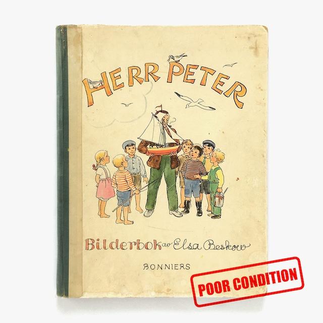 エルサ・ベスコフ「Herr Peter(ペーテルおじさん)」《1949-01》