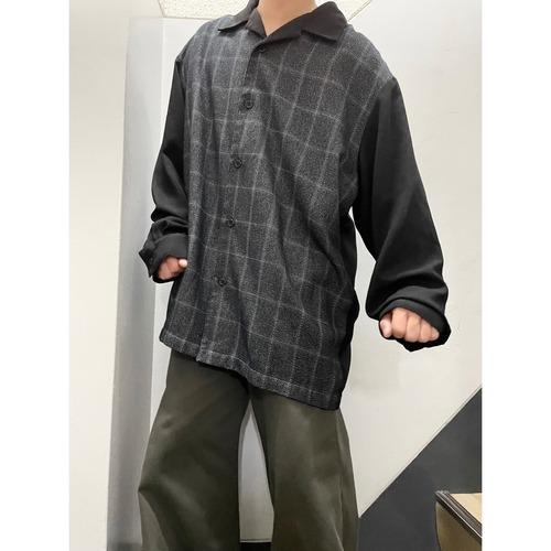 00's SYLLABLES スイッチングシャツ