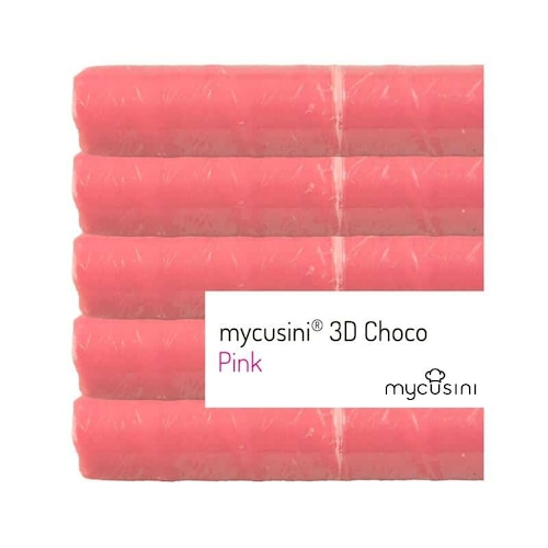 mycusini 3Dチョコ ピンク 5本入