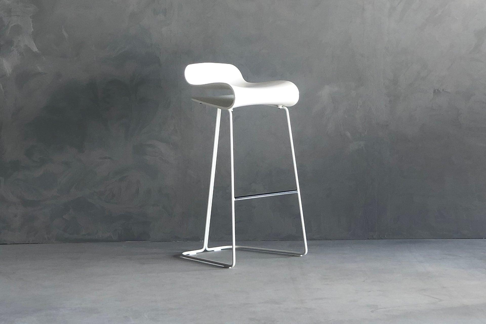 BCN/スチール脚/ホワイト【Outlet-展示品】(定価¥61,600-)