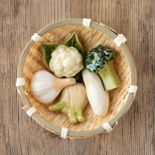 箸置き西洋野菜セット