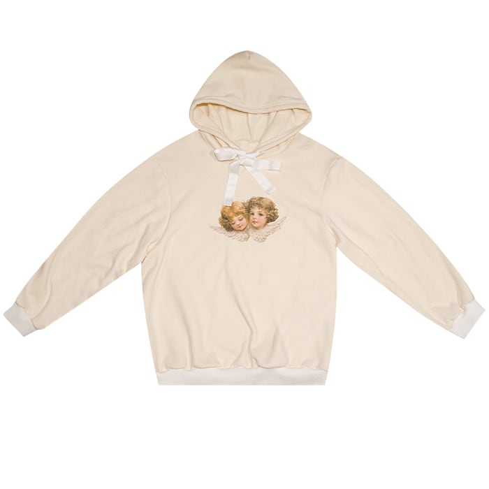 Angel song hoodie