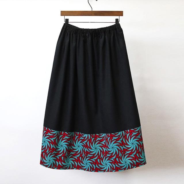 カンガスカート|コットンビエラ / 秋冬スカート