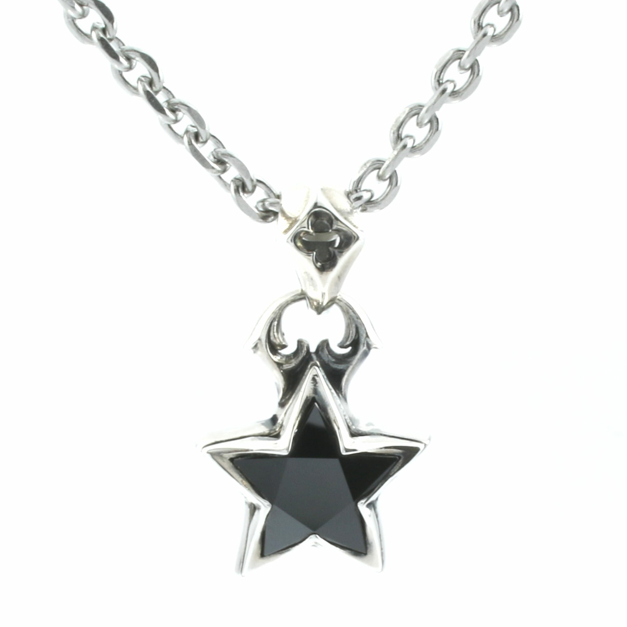 イブニングスターチャーム(ブラック) ACP0294 Evening Star Charm (Black)