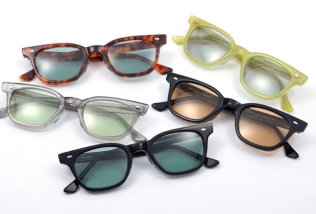 EVILACT  eyewear HENDERSON (スモークレンズ)