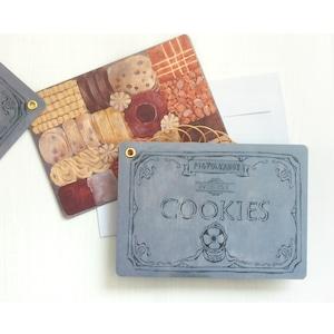 クッキー缶カード