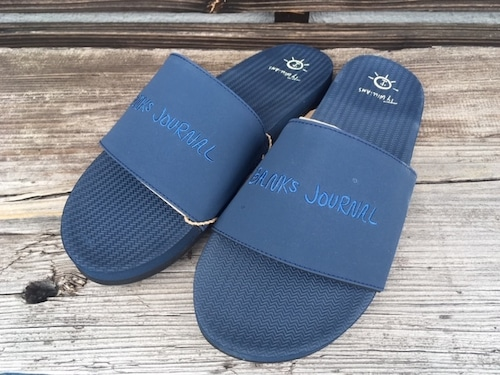 Banks Journal x indosole  TY WILLIAMS SLIPPERS  AX0014 600Limited 25cm~26cm