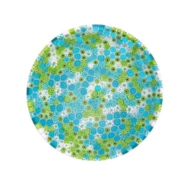 ERCOLE MORETTI 13cm 飾り皿 №211
