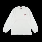 K'rooklyn Long Sleeve T-Shirt - White