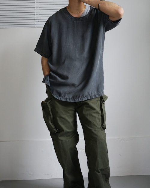 <SOLD OUT>Casey Vidalenc - Silk 100% Pullover Shirt