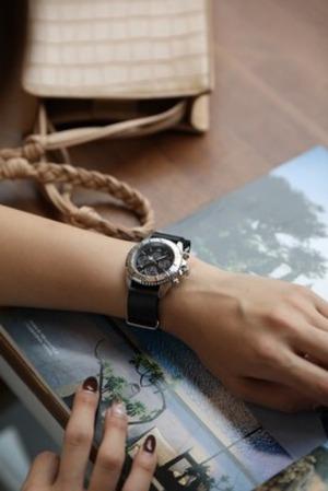 メンズ&レディース腕時計|CR004BK