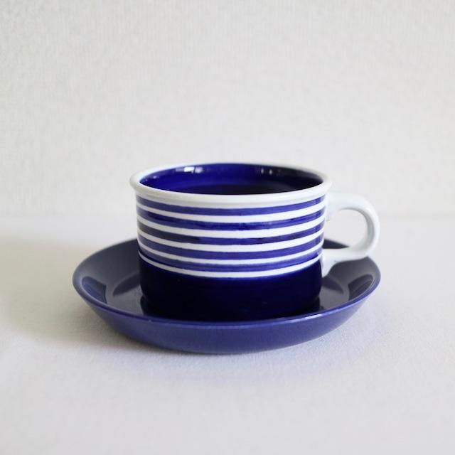 [SOLD OUT] Gustavsberg グスタフスベリ / Kobolt コボルト ティーカップ&ソーサー