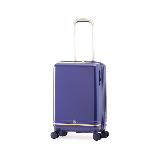 シンプルに品のあるスーツケース 随所に抗菌加工を施しているので、安心。 凛とした大人に LCC対応 FLT-010K-18[1泊〜2泊推奨]