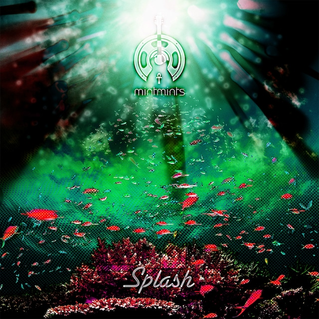 CD:『Splash』mintmints(ミントミンツ) +特典付 - メイン画像