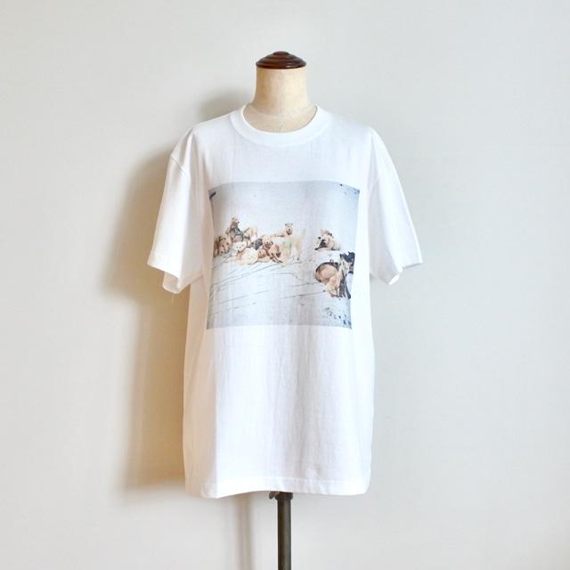 石川直樹 Tシャツ POLAR