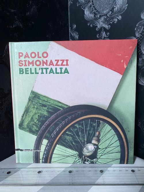 サイン PAOLO SIMONAZZI   BELL'ITALIA