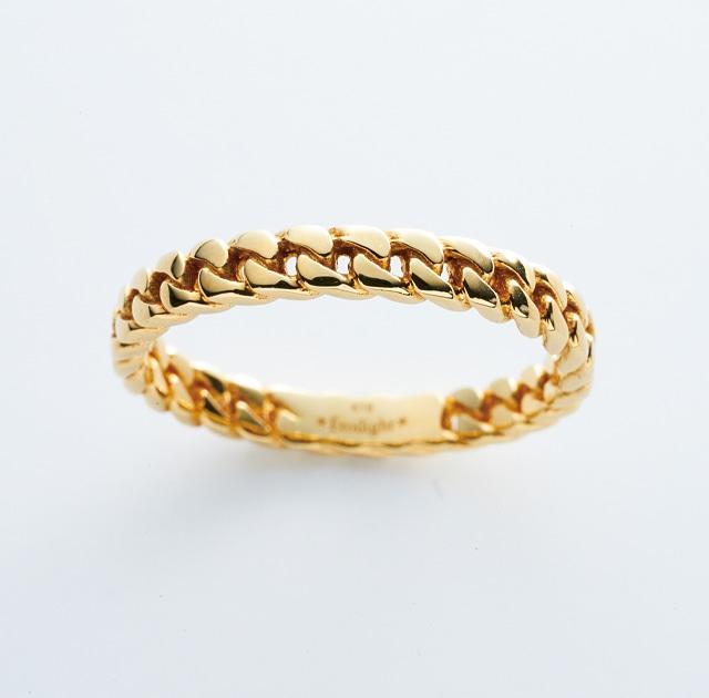 Chain Ring 3mm #15-#23 / K18YG