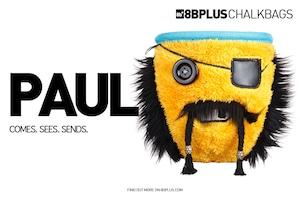 8BPLUS Chalk Bag PAUL