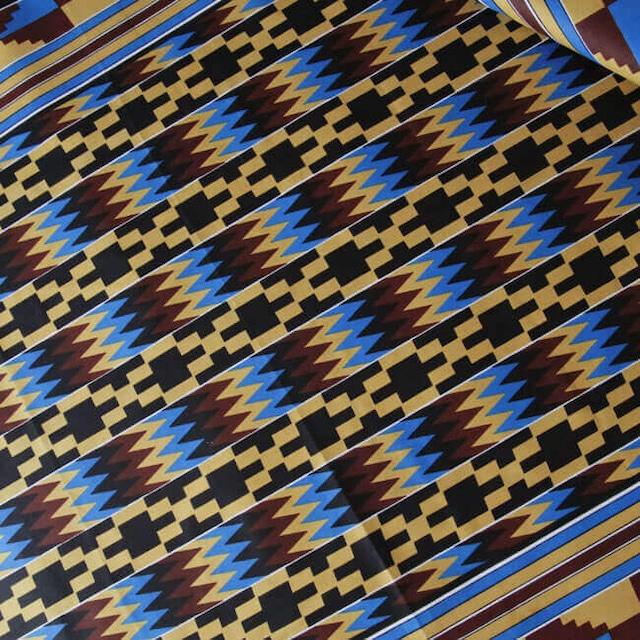 キテンゲ|Central African Design