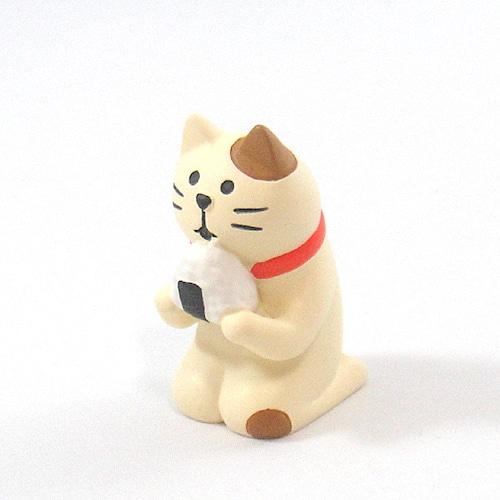 おむすび猫 三毛猫(C-2-034M)