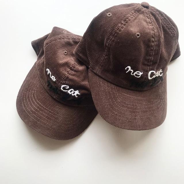 NO CAT NO LIFE Cap