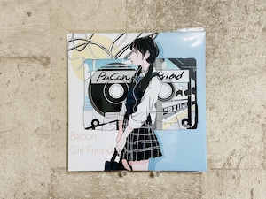 Bacon / Girlfriend (7インチ) (同内容のCD-R付)