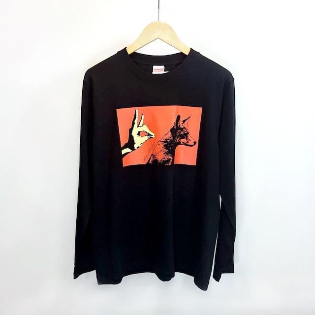 Fox Shadow ロングスリーブTシャツ