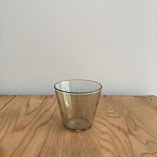 WASHIZUKA GLASS STUDIO   スモークカップ(short)