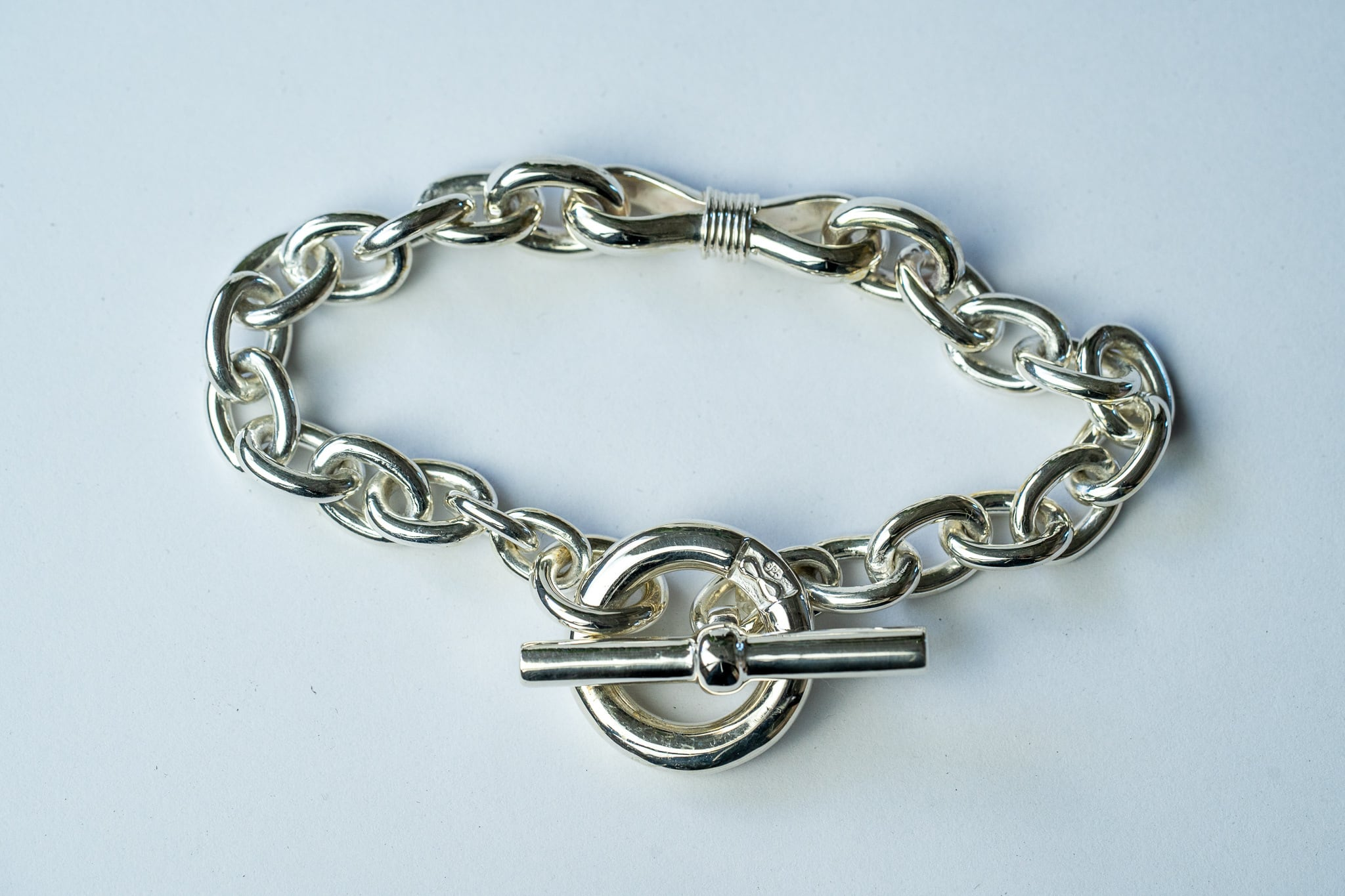 BN-038 Hook connect mebiusu Bracelet  M