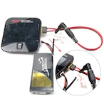 NH2154◆SkyzoneやFatsharkなどのゴーグル用リポバッテリーを充電する変換ハーネス、DCメス5.5×2.1⇒XT60