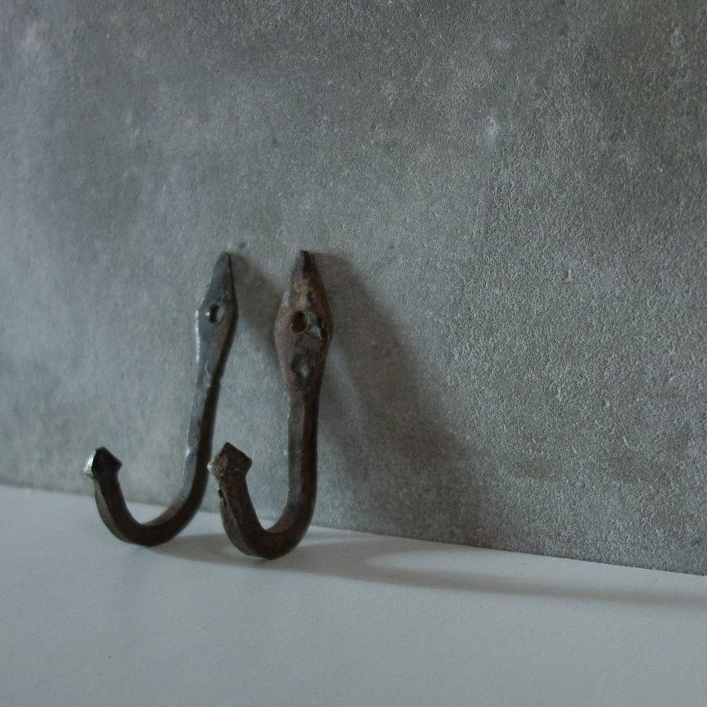 ウォールフック 鉄