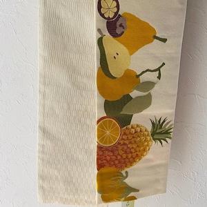 半幅帯 おりびと 織美桐 日本製