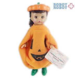 マクドナルド マダムアレキサンダードール2003 #5 Halloween Pumpkin Costume ハロウィンパンプキンコスチューム