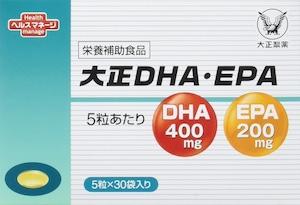 大正製薬 大正DHA・EPA 5粒×30袋入り