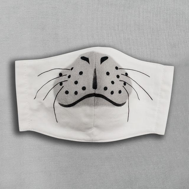 子アザラシ|動物マスク