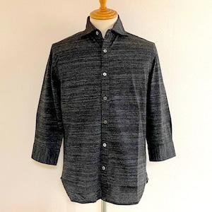 Nashi-ji Knit 7/S Shirts Charcoal