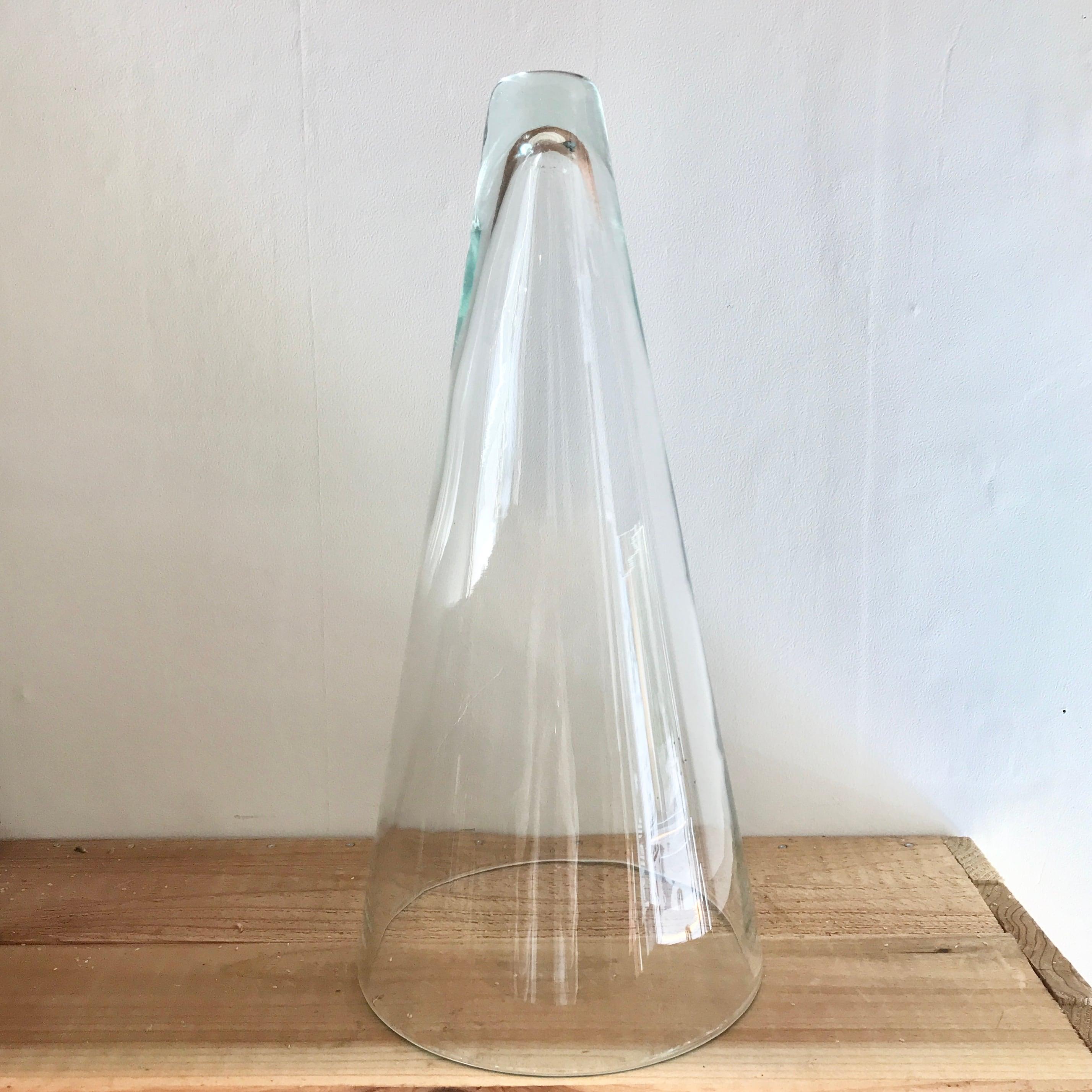 """"""" Reuse glass   Cover cone shape L /  リューズガラス カバー コーン シェイプ L """""""