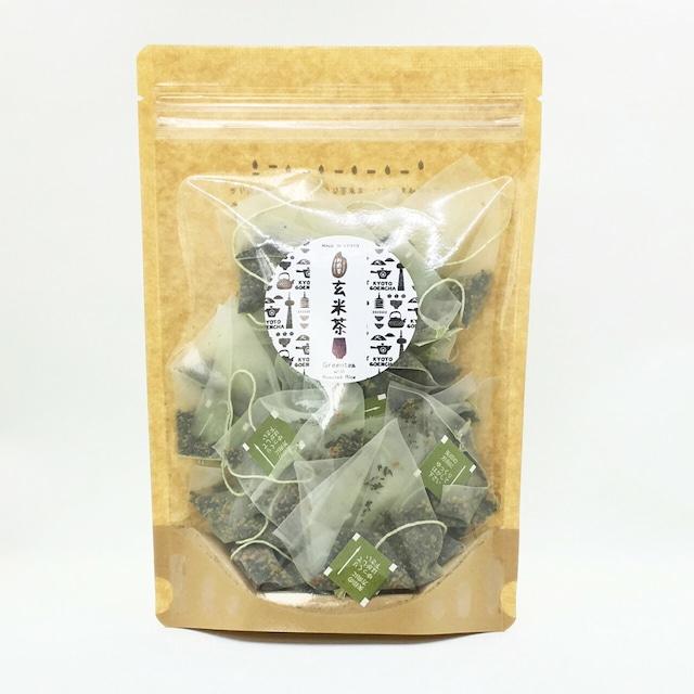 抹茶入煎茶玄米茶 ティーバッグタイプ  ヨコヅナサイズ(30包入り)