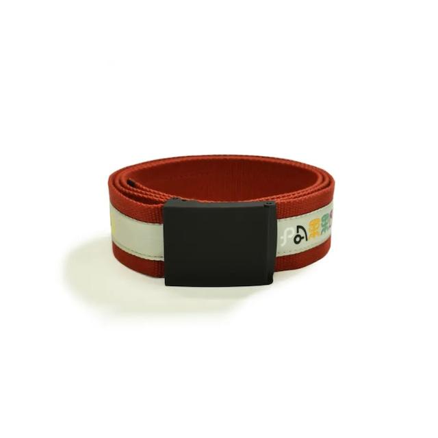 Rassvet Webbing belt Red