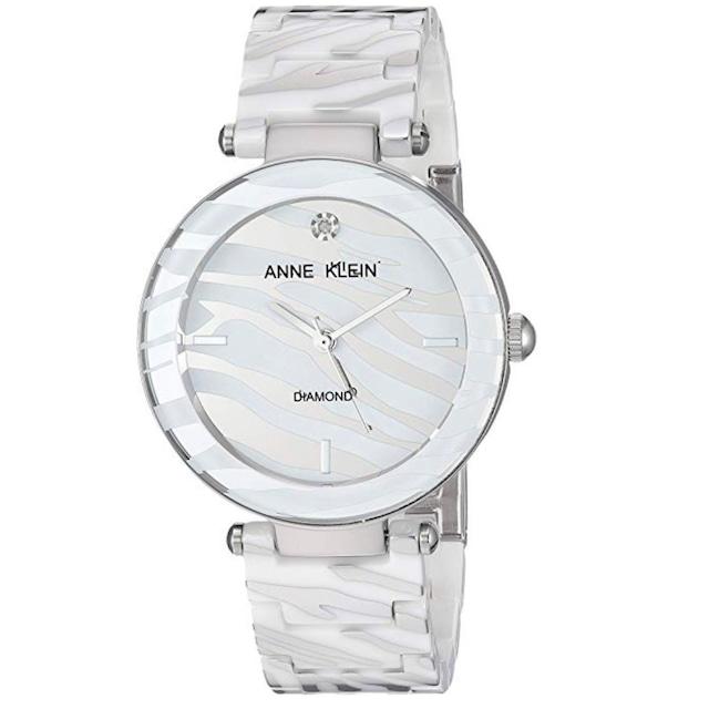 Anne Klein アンクライン 1019ZEWT Silver