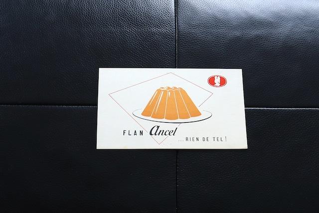 【フランス】ビュバー/ FLAN ancel