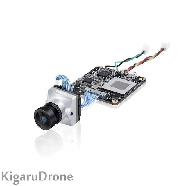 超小型4Kカメラ Caddx Loris 4K 60FPS Mini HD Cam 800TVL Camera DVR:4K/60fps HD録画 4Kカメラ