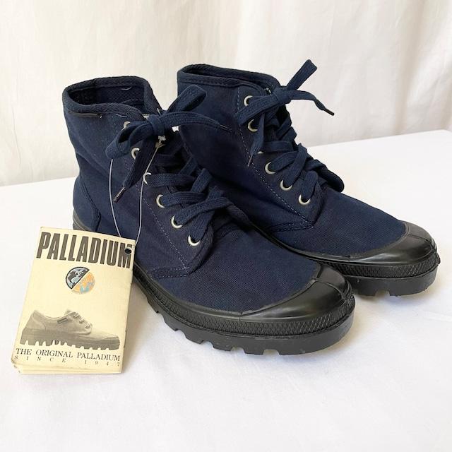 パラディウム PALLADIUM FRANCE製 90年代 デッドストック キャンバス ハイカット スニーカー