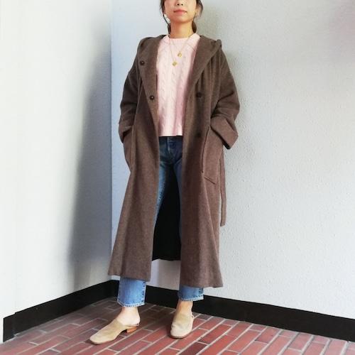 BANAL Comfort Wear (サイドスリットフードコート)