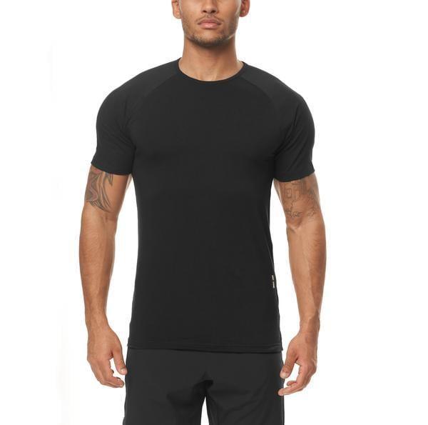 【ASRV】Supima® フィットTシャツ - Black