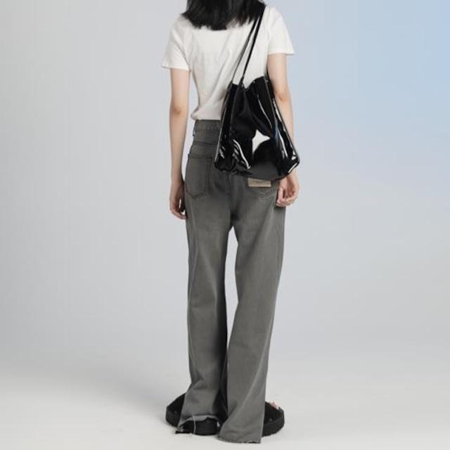 design vinyl shoulderbag