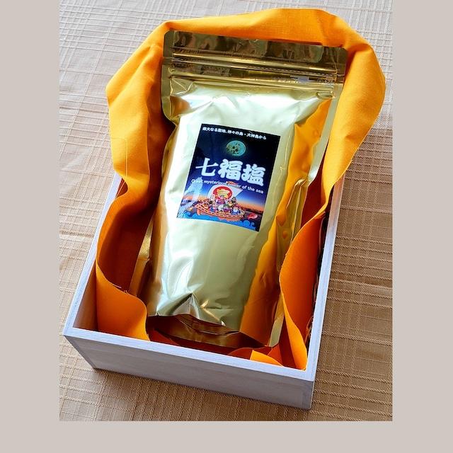 特別スーパームーンの七福塩(超月光)  (送料込の料金です)