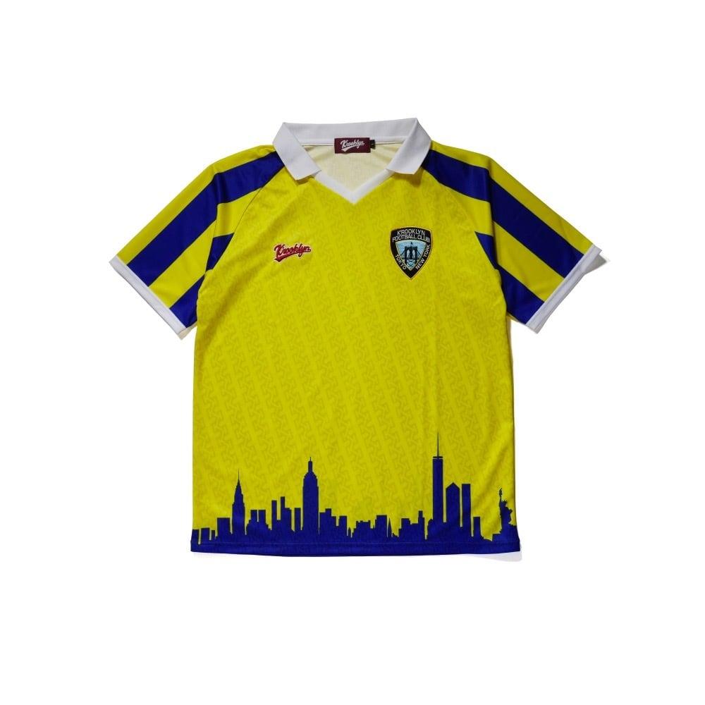 K'rooklyn FC Game Shirt -Yellow
